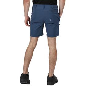 Regatta Highton Pantalones Cortos Hombre, dark denim